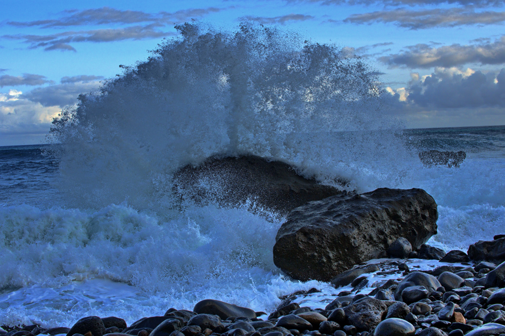 Madeira-Welle